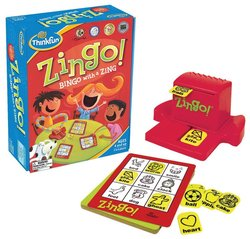 Zingo! Bingo with a Zing ISBN: 019275077006