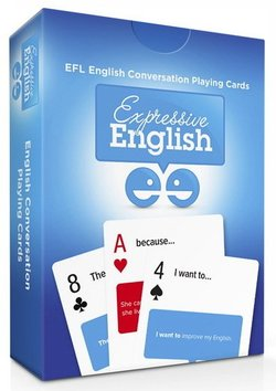 Expressive English; English Conversation Playing Cards ISBN: 0634158625206