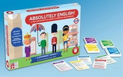 Absolutely English! Language Game ISBN: 9001890620041