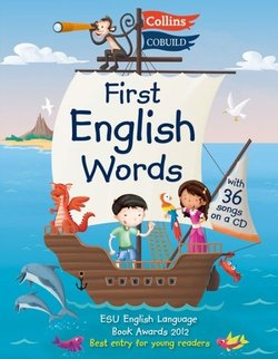 Collins First English Words with Audio CD ISBN: 9780007431571