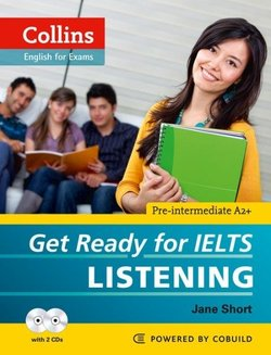 Collins Get Ready for IELTS Listening with Audio CDs (2)