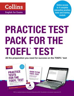 Collins Practice Tests for the TOEFL Test with MP3 CD ISBN: 9780007499700