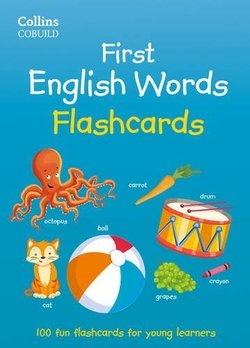 Collins First English Words Flashcards ISBN: 9780007558797