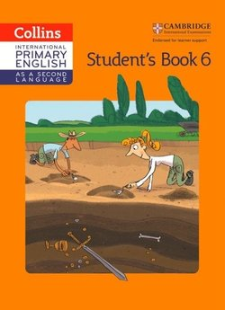 Collins International Primary English as a Second Language Stage 6 Student's Book with Audio Download ISBN: 9780008213732
