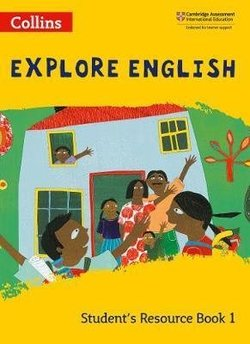 Collins Explore English Stage 1 Student's Resource Book ISBN: 9780008340872