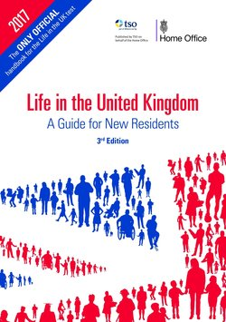 Life in the United Kingdom (UK): A Guide for New Residents (3rd Edition) Book  ISBN: 9780113413409
