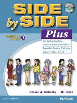 Side by Side Plus 1 Student's Book with eText & MP3 Audio CD ISBN: 9780133828740