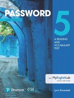 Password (3rd Edition) 5 (B2) Student Book with Essential Online Resources ISBN: 9780134399393
