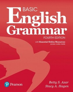 Basic English Grammar (4th Edition) Student's Book with Online Resources ISBN: 9780134656588