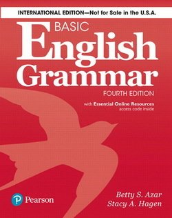 Basic English Grammar (4th Edition) Student's Book with Essential Online Resources ISBN: 9780134661162