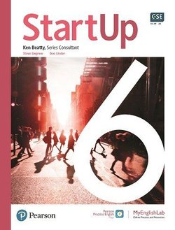 StartUp 6 (B2 / Upper Intermediate) Student Book with Mobile App & MyEnglishLab ISBN: 9780135178416