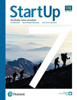 StartUp 7 (B2+ / Upper Intermediate) Student Book with Mobile App ISBN: 9780134684215