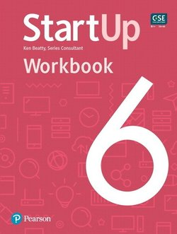 StartUp 6 (B2 / Upper Intermediate) Workbook ISBN: 9780135177655