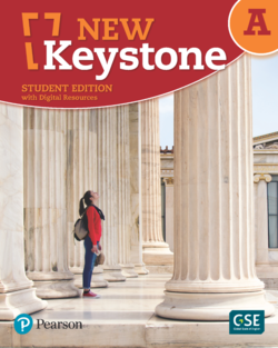 New Keystone A Student's Book with Digital Resources ISBN: 9780135232743