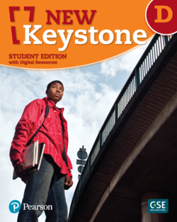 New Keystone D Student's Book with Digital Resources ISBN: 9780135232781