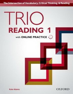 Trio Reading 1 Student's Book Pack ISBN: 9780194000789