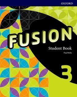 Fusion 3 Student's Book ISBN: 9780194016292