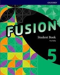 Fusion 5 Student's Book ISBN: 9780194016674