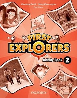 First Explorers 2 Activity Book ISBN: 9780194027137