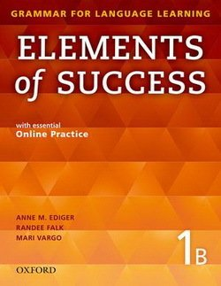 Elements of Success 1 Student Book B (Split Edition) with Online Practice ISBN: 9780194028226