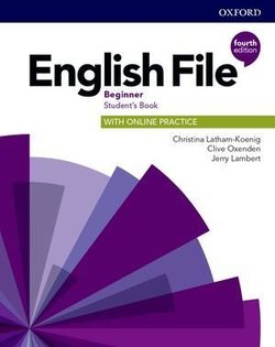 English File (4th Edition) Beginner Student's Book with Student's Resource Centre ISBN: 9780194029803