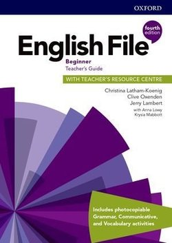 English File (4th Edition) Beginner Teacher's Book with Teacher's Resource Centre ISBN: 9780194029940
