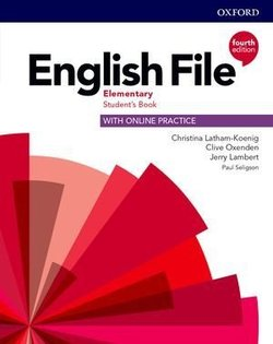 English File (4th Edition) Elementary Classroom Presentation Tool (Internet Access Code) ISBN: 9780194559546