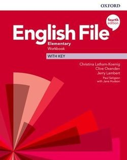 English File (4th Edition) Elementary Workbook with Key ISBN: 9780194032896