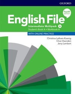 English File (4th Edition) Intermediate Multipack A with Resource Centre A ISBN: 9780194035729