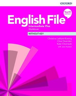 English File (4th Edition) Intermediate * PLUS * Workbook Without Key ISBN: 9780194039222