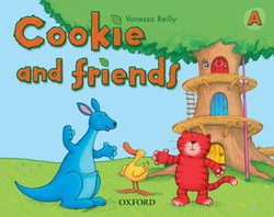Cookie and Friends A Classbook ISBN: 9780194070010