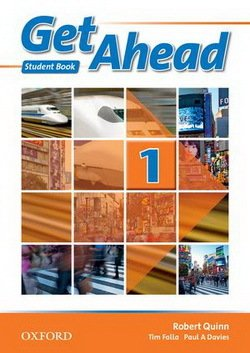 Get Ahead 1 Student's Book ISBN: 9780194131025