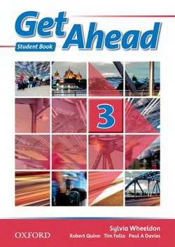 Get Ahead 3 Student's Book ISBN: 9780194131124