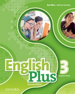 English Plus (2nd Edition) 3 Student's Book ISBN: 9780194201575