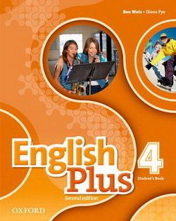 English Plus (2nd Edition) 4 Student's Book ISBN: 9780194201599