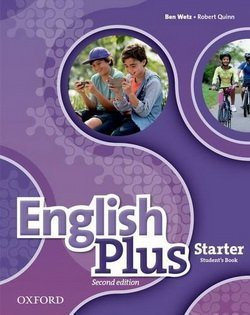 English Plus (2nd Edition) Starter Student's Book ISBN: 9780194201612