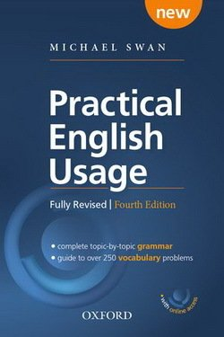 Practical English Usage (4th Edition) Book with Online Access (Internet Access Code) ISBN: 9780194202411