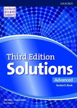 Solutions (3rd Edition) Advanced Classroom Presentation Tool ISBN: 9780194209199
