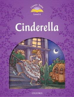 CT4 (2nd Edition) Cinderella Book with MP3 Audio Download ISBN: 9780194014359