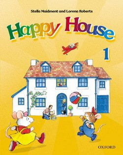 Happy House 1 Class Book ISBN: 9780194338257