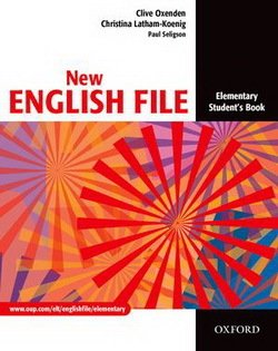 New English File Elementary Student's Book ISBN: 9780194384254