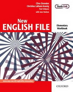 New English File Elementary Workbook without Answer Key ISBN: 9780194384285