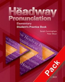 New Headway Pronunciation Elementary Student's Book with Audio CD ISBN: 9780194393324