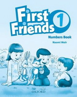 First Friends 1 Numbers Book ISBN: 9780194432054