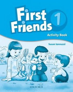 First Friends 1 Activity Book ISBN: 9780194432061