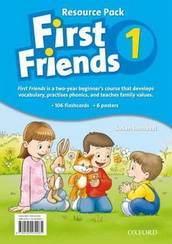 First Friends 1 Teacher's Resource Pack ISBN: 9780194432085