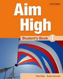 Aim High 4 Student Book ISBN: 9780194453127