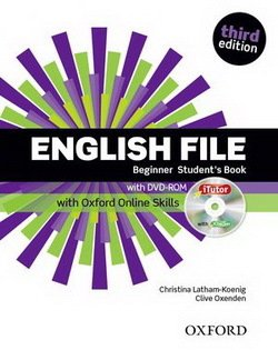 English File (3rd Edition) Beginner Student's Book with iTutor & Online Skills Practice ISBN: 9780194501811