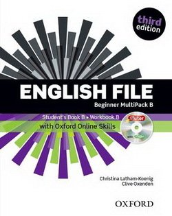 English File (3rd Edition) Beginner MultiPACK B with Online Skills Practice (without CD-ROM) ISBN: 9780194909303