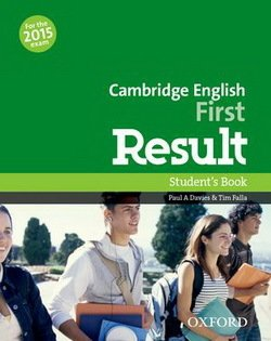 Cambridge English: First (FCE) Result Student's Book